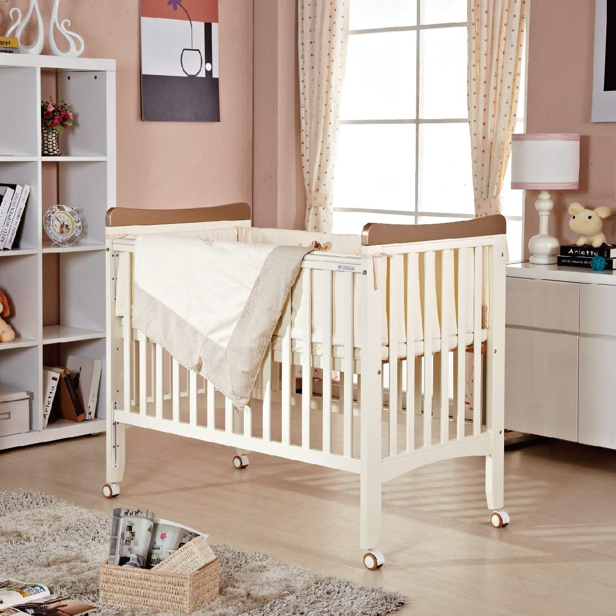 葛瑞斯三合一嬰兒床 - 葛瑞斯(大床)