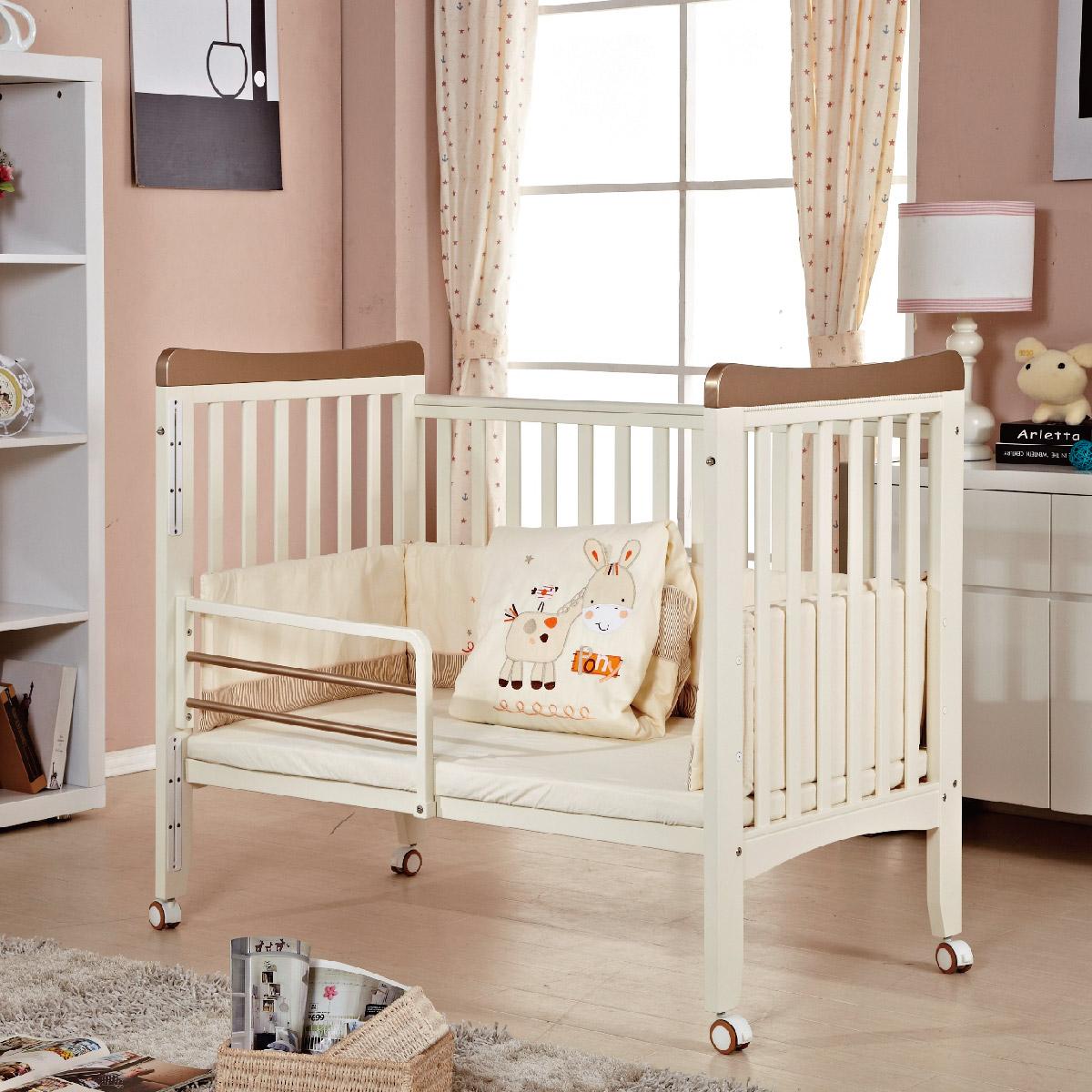 三合一嬰兒床 - 葛瑞斯(大床)