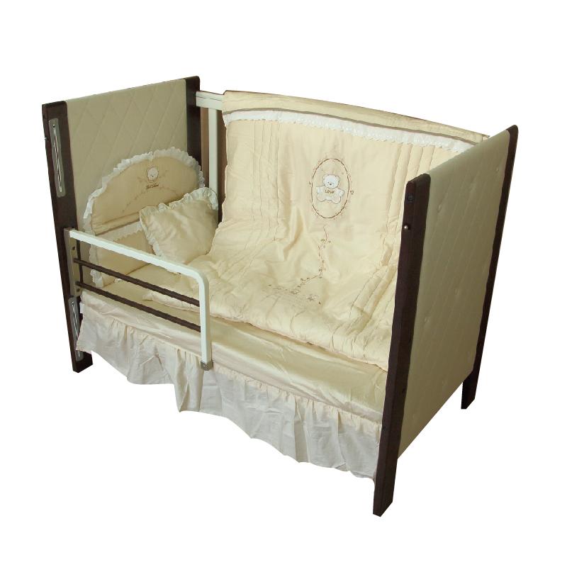 【限量10組】三合一嬰兒床-查爾斯超值組合